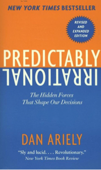 Cover Predictably Irrational