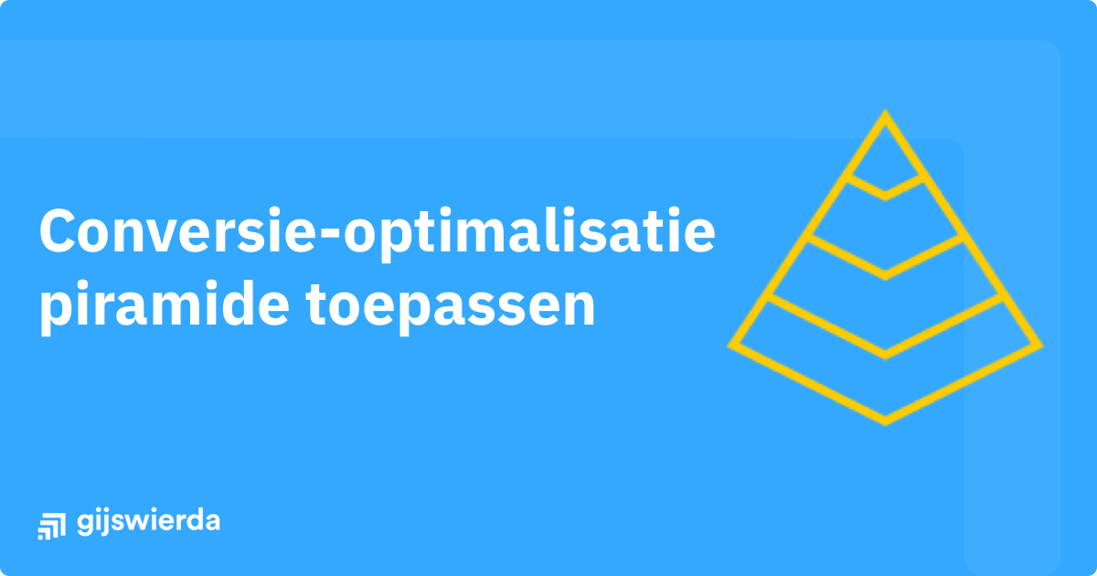 conversie-optimalisatie piramide cover